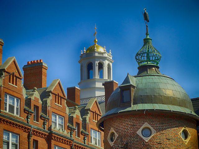 Harvard university that is on the 2018 college rankings list.