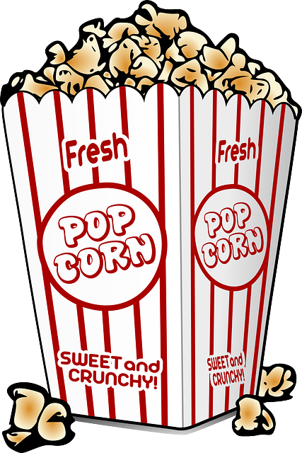 Pop corn.