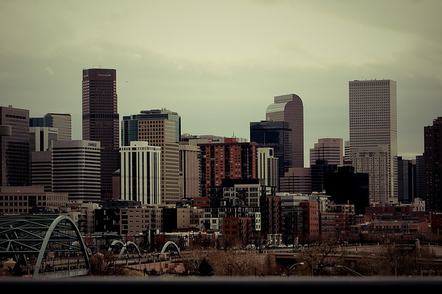 Lots Of Buildigns To Choose From If You Are Renting An Apartment In Denver