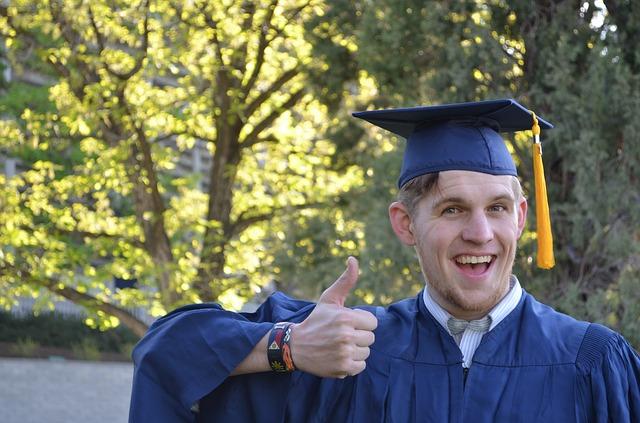A recent grad.