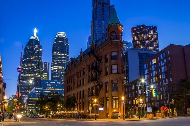 Toronto City Apartment